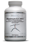 MAXIMUM G-C-M II (240 Capsules)