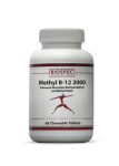 METHYL B-12 2000 (60 Tablets)