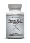 MAXIMUM G-C-M II (120 Capsules)